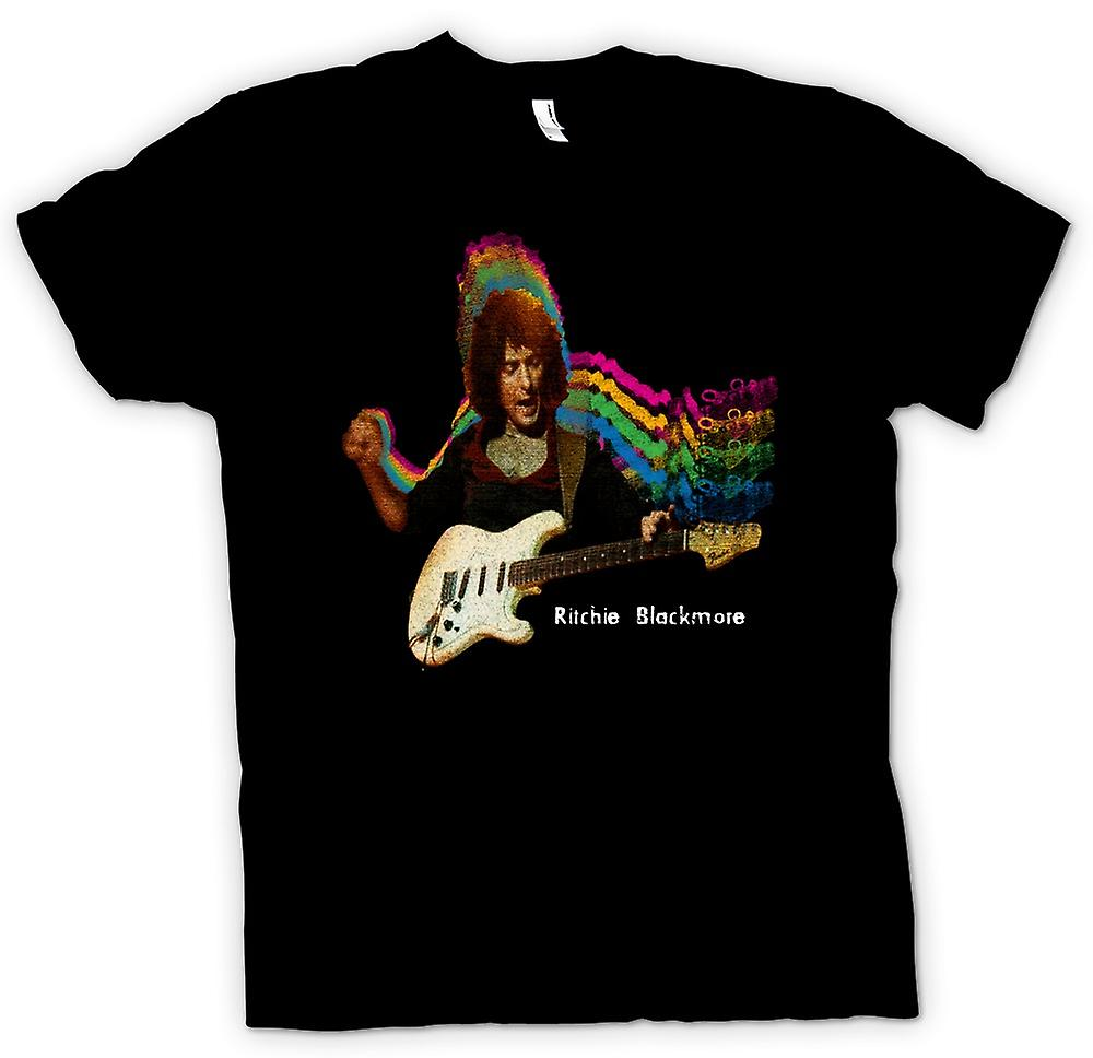 Barn T-shirt - Richie Blackmore - gitarr Rock Gud