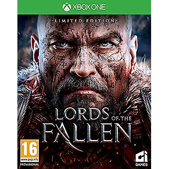 Lords of the Fallen - Limited Edition (Xbox One) - Factory Sealed