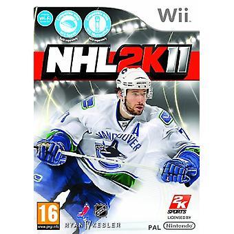 NHL 2K 11 (Wii)