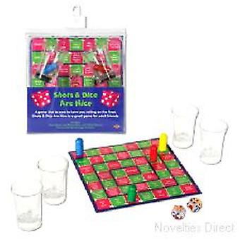 Shots & Dice Drinking Game