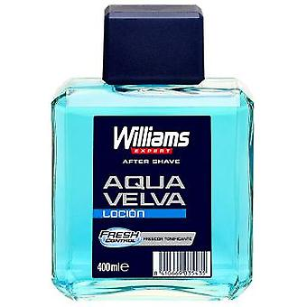 Williams After Shave Lotion 400 ml (Hygiene and health , Shaving , Aftershave)