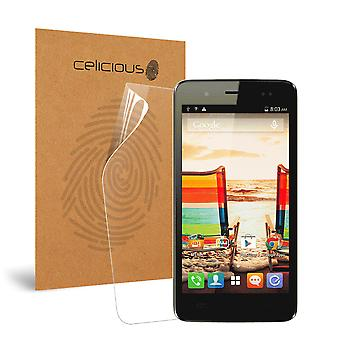 Celicious Impact Anti-Shock Shatterproof Screen Protector Film Compatible with Micromax Bolt A069
