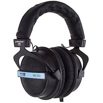 Superlux HD-330 koptelefoon Over-the-ear-zwart
