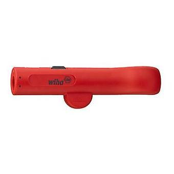 Wiha 36052 246 77 SB Cable strip-teaseuse Convient pour le câble rond, câbles de chambre humide 8 jusqu'à 13 mm2