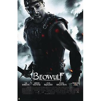 Beowulf Poster  Ray Winstone