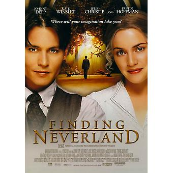 Finding Neverland Movie Poster (11 x 17)