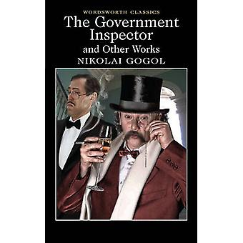 The Government Inspector and Other Works by Nikolai Gogol - Keith Car