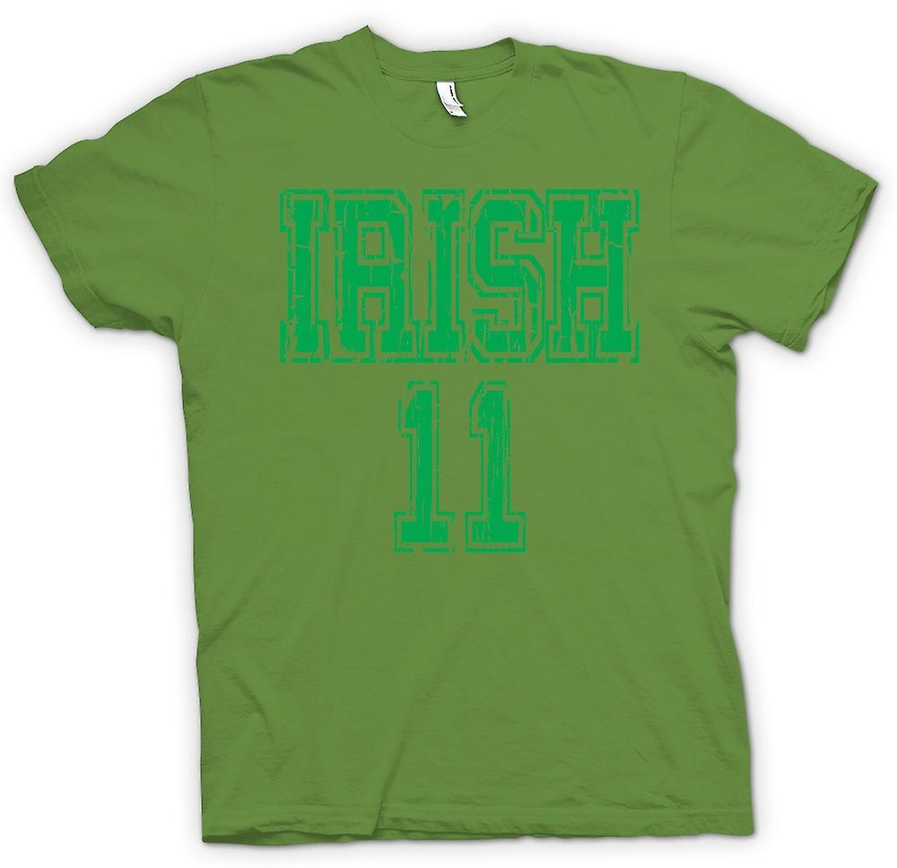 Mens T-shirt - St Patricks Day irischen 11 - lustig