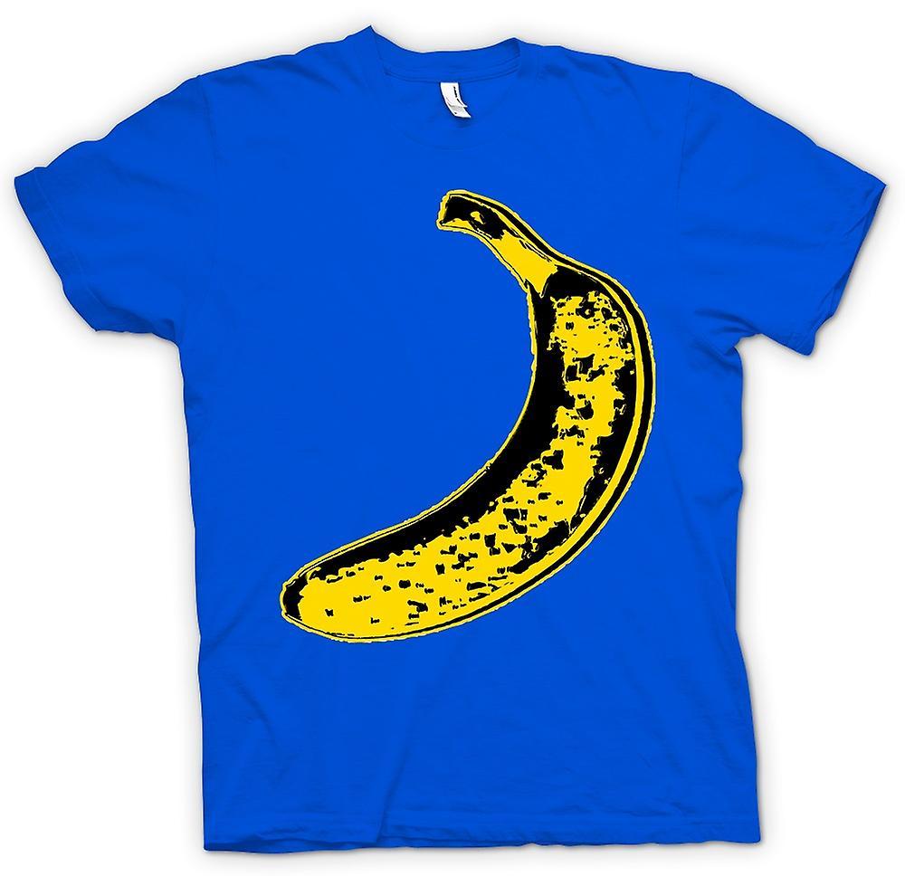 Hommes T-shirt - Velvet Underground & Nico - Warhol