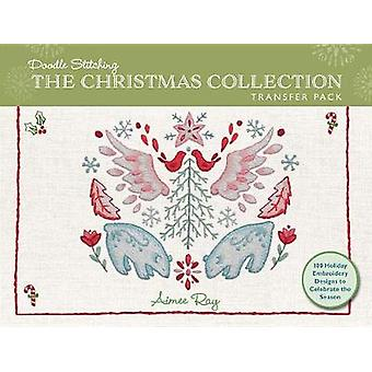 Doodle Stitching - The Christmas Collection Transfer Pack - 100 Holiday