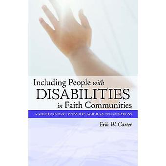 Y compris les personnes handicapées dans les communautés de foi - un Guide pour