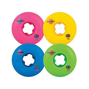 Ricta Multi Sparx Mix Up 99a - 52mm Skateboard Wheels