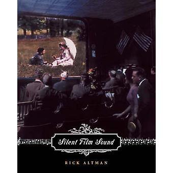 Silent Film Sound von Rick Altman - 9780231116633 Buch