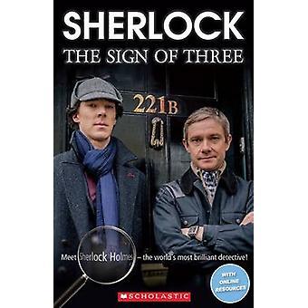 Sherlock - el signo de tres por Fiona Beddall - libro 9781910173480