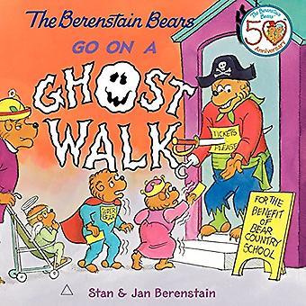 Berenstain Bears Go op een Ghost (Berenstain beren (8 x 8 Paperback))