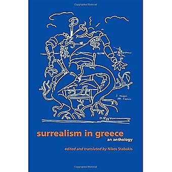 Surrealismen i Grekland: en antologi (surrealistiska revolutionen-serien)