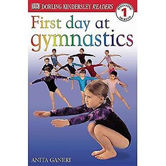 First Day at Gymnastics (DK Readers: Level 1)