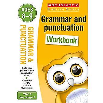 Grammar and Punctuation Year 4 Workbook (Scholastic English Skills)