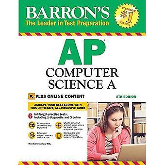 Barron's AP Computer Science A, 8th Edition
