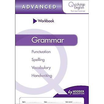 Quickstep englische Arbeitsmappe Grammatik fortgeschrittene Stufe (Packung mit 10)