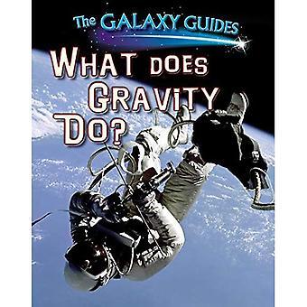 Vad är allvar? (Galaxy guider)