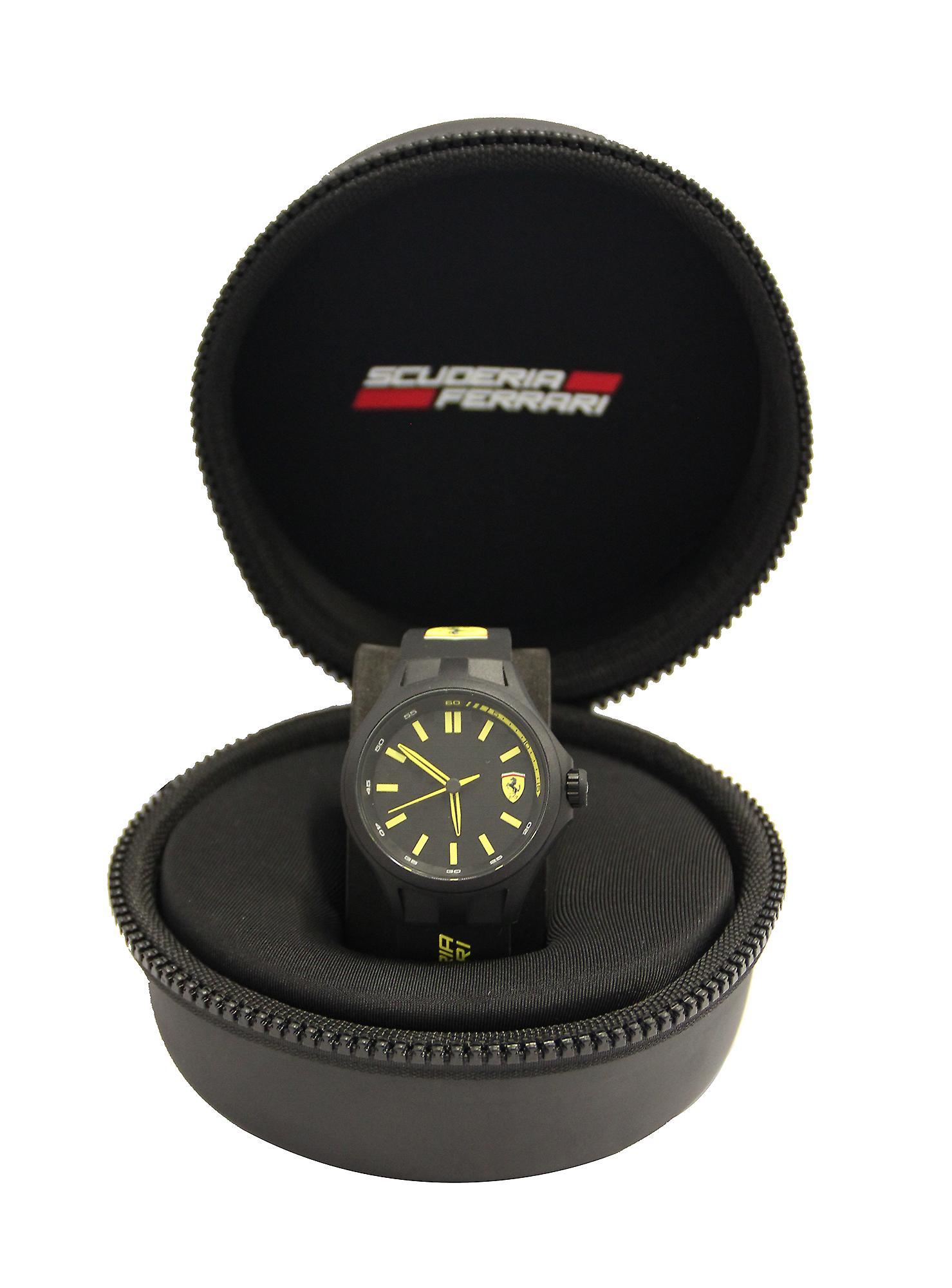 Waooh - Montre scuderia pit crew Ferrari