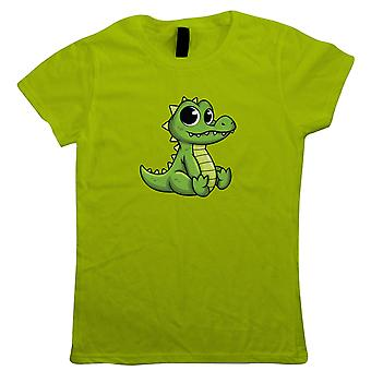 Baby Croc, kvinner T-skjorte | Gjesteartist JG