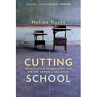 Cutting School: Privatization, Segregation, and the End of Public Education