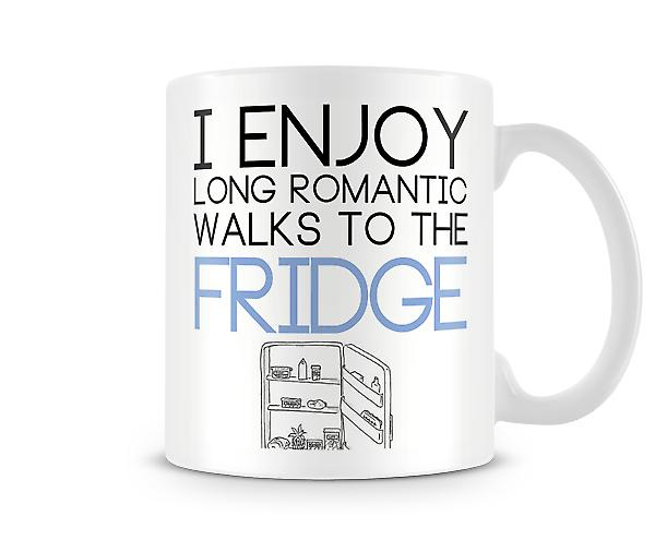 TEXI Enjoy Romantic Walks Mug