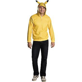 Pikachu Hoodie Adult