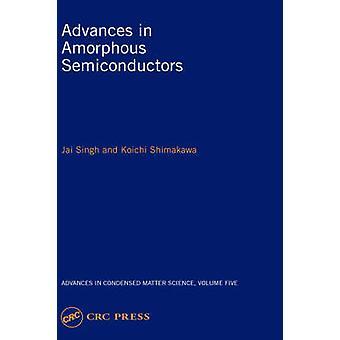 Advances in Amorphous Semiconductors by Shimakawa & Koichi