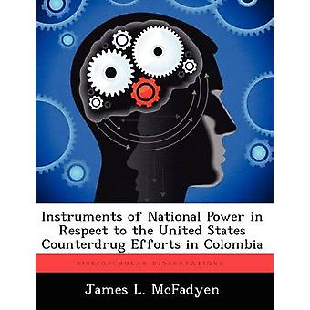 Instruments of National Power in Respect to the United States Counterdrug Efforts in Colombia by McFadyen & James L.