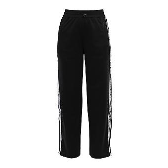 Red Valentino Black Polyester Joggers