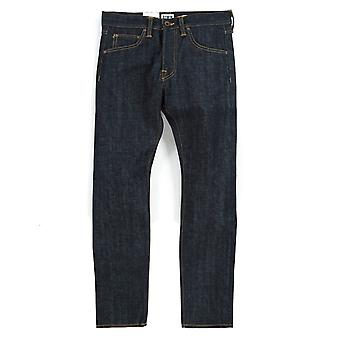 Edwin Jeans Ed-55 Slim Tapered Red Selvedge Denim - Unwashed