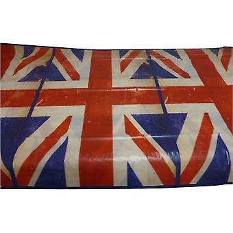 Union Jack Wear Union Jack Vintage Plastic Table Cover
