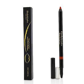 Elizabeth Arden Plump Up Lip Liner - # 09 brand röd - 1.2g/0.42oz