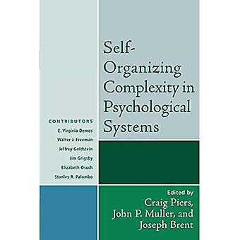 Self-Organizing Complexity in Psychological Systems (Psychological Issues)