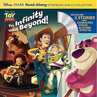 Toy Story Läs-längs Storybook och CD Collection (Läs-längs Storybook och CD)