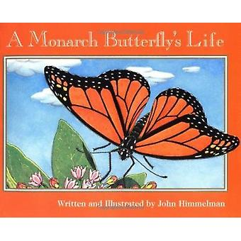 Monarch Butterfly's Life Book