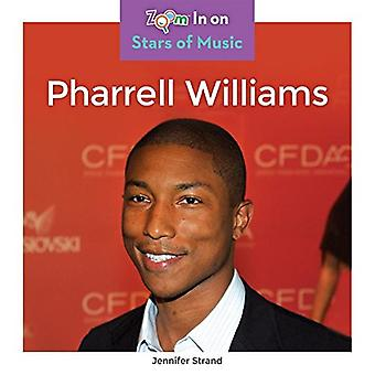 Pharrell Williams by Jennifer Strand - 9781680799224 Book
