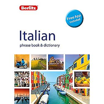 Berlitz Phrase Book & Dictionary Italian - 9781780044866 Book