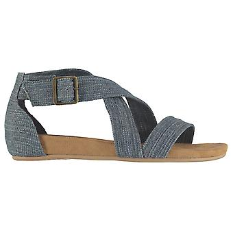 Kangol Womens Ladies Adele Buckle Strap Outdoors Summer Shoes Sandals