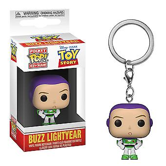 Toy Story Buzz Pocket pop! Nøglering