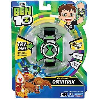 Ben 10, Ominitrix horloge-seizoen 3