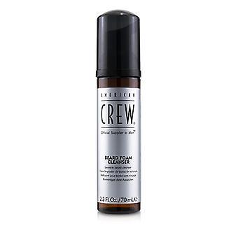 American Crew Beard Foam Cleanser - Leave In Beard Cleanser - 70ml/2.3oz