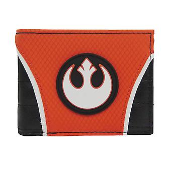 Star Wars Rebel Alliance Flight Suit bi-fold tegnebog