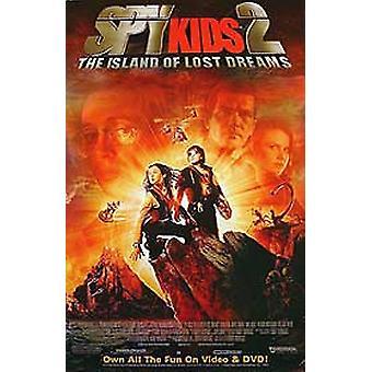 Spy Kids 2 (Video) Original Video/Dvd Ad Poster