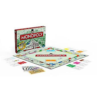Parker Games Monopoly Std. Madrid (Kids , Toys , Table Games , Strategy)