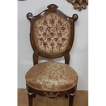 baroque chair rococo antique style MoCh01105Q