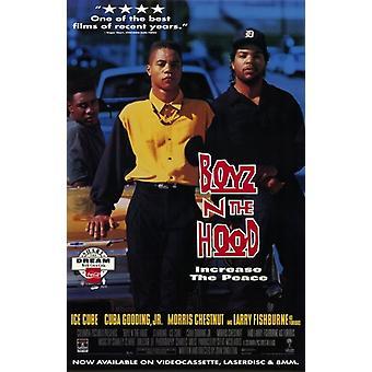 Boyz N Hood filmaffischen (11 x 17)